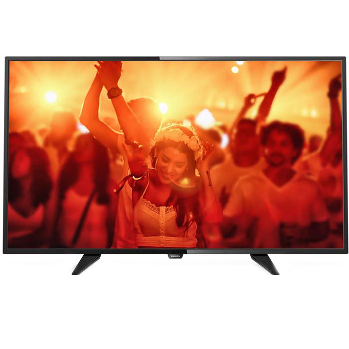 Телевизор ЖК 40″ Philips 40PFT4101/60 черный