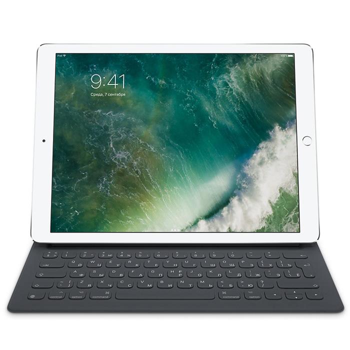 Чехол для iPad Pro 12.9 Apple iPad Pro Smart Keyboard Black MNKT2RS/A