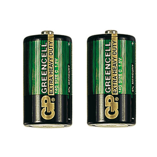 Батарейки GP 14G-OS2 тип C 2 шт