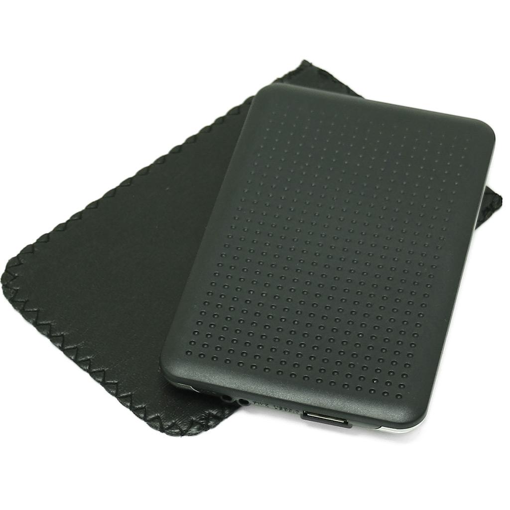 Корпус для HDD 2.5″ SATA-USB3.0 AgeStar 3UB2O7 Black, Alum