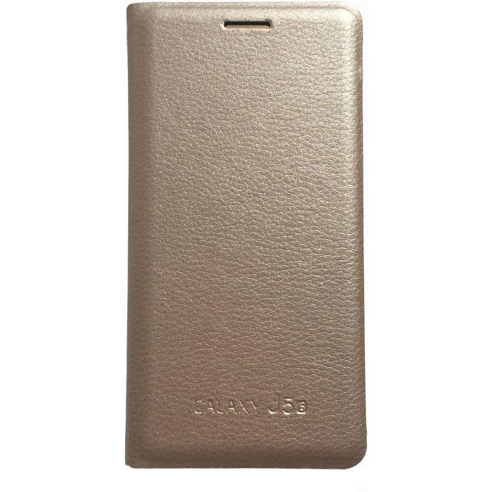 Чехол Acqua Wallet Extra для Samsung Galaxy J5 (2016) SM-J510FN, золотистый