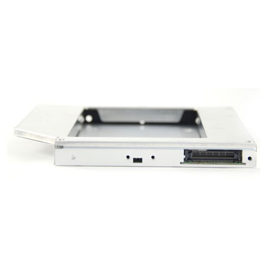 Салазки Agestar для замены привода в ноутбуке 12.7мм на 2.5″ HDD IDE ( ISMR2S )