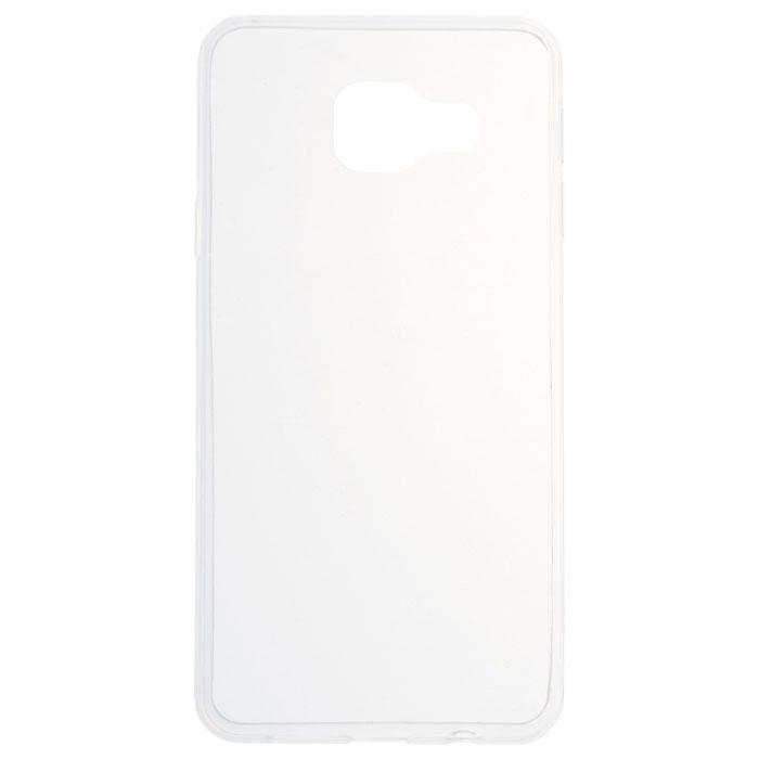 Чехол skinBOX slim silicone case для Samsung Galaxy A3 (2016) SM-A310F, прозрачный