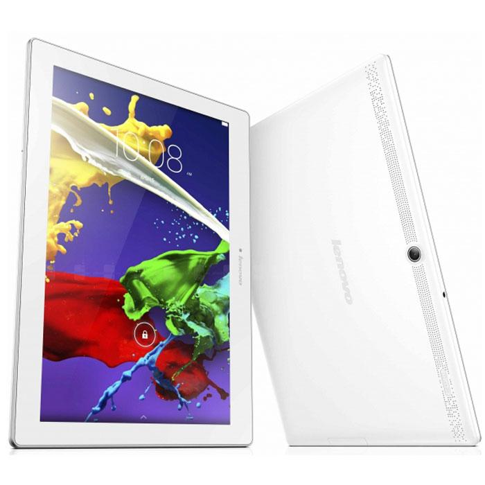 """Планшетный компьютер 10"""" Lenovo Tab 2 A10-70L MT8732 1.7Гц, 2Гб, 16Гб Flash, Wi-Fi+ BT, WebCam, Android 5.0 LTE white"""
