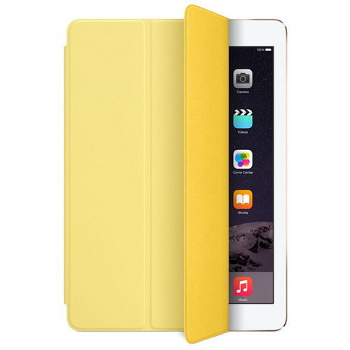 Чехол для iPad 9.7/Air/Air 2 Apple Smart Cover Yellow MGXN2ZM/A