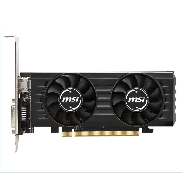Видеокарта PCI-E MSI ATI Radeon RX 550 2048Mb DDR5 ( RX 550 2GT LP OC ) Ret