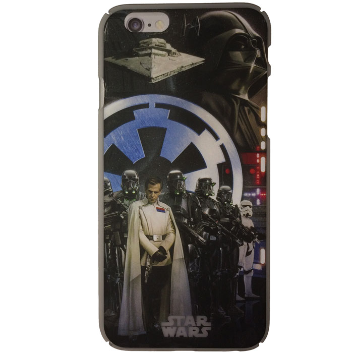 Чехол Deppa Art Case с пленкой для iPhone 6 / iPhone 6s, Star Wars, Изгой, Империя