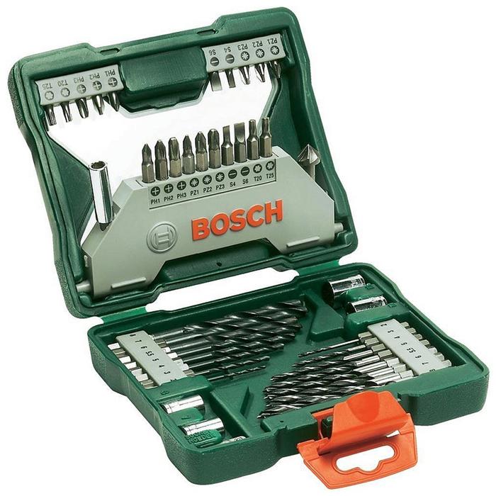 Набор принадлежностей Bosch X-Line 43 2607019613