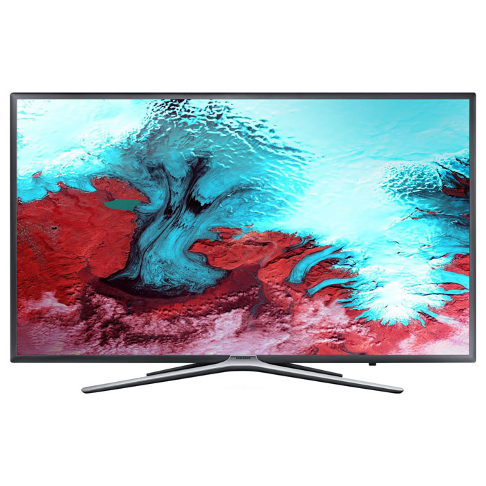 Телевизор ЖК 43″ Samsung UE43M5500AUX черный