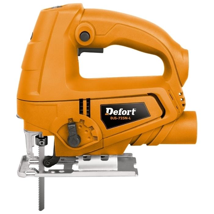 Электрический лобзик DeFort DJS-725N-L