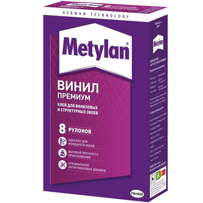 Клей обойный Metylan Винил Премиум без индикатора 250г 1518429