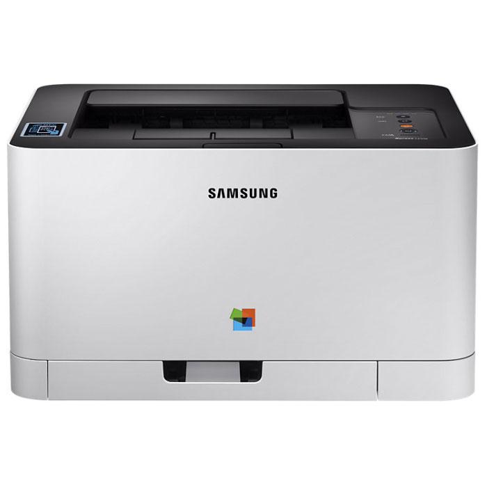 Принтер Samsung Xpress C430W лазерный цветной