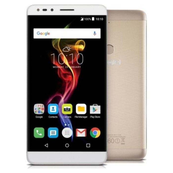 Смартфон Alcatel One Touch 7070X Pop 4 Gold