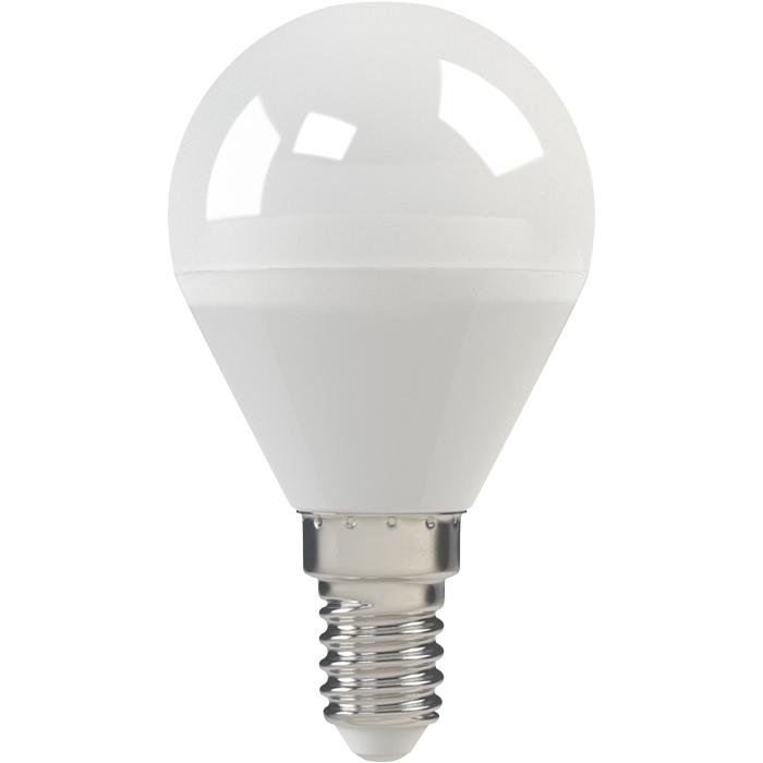 Светодиодная LED лампа X-flash Globe G45 E14 5W 220V белый свет