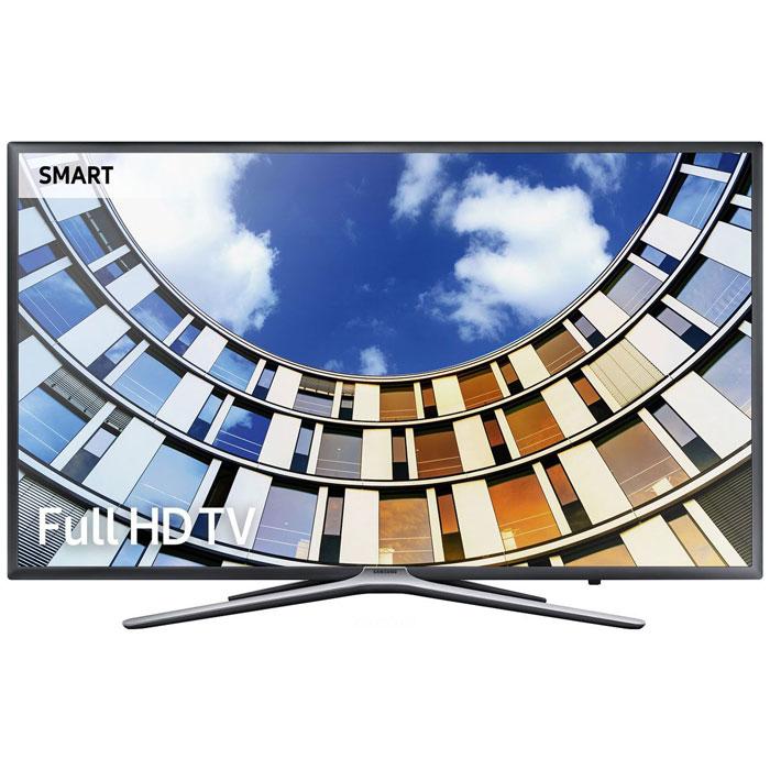 Телевизор ЖК 49″ Samsung UE49M5500AUX черный