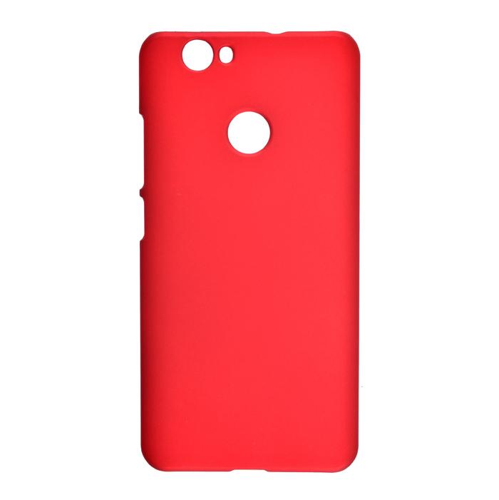 Чехол SkinBox 4People Shield case для Huawei Nova, красный