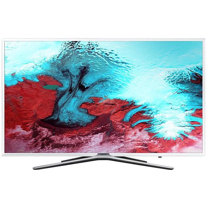 Телевизор ЖК 49″ Samsung UE49K5510BUX белый