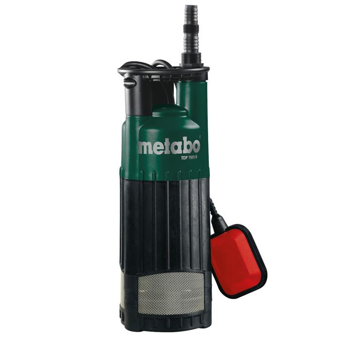 Колодезный насос Metabo TDP 7501 S