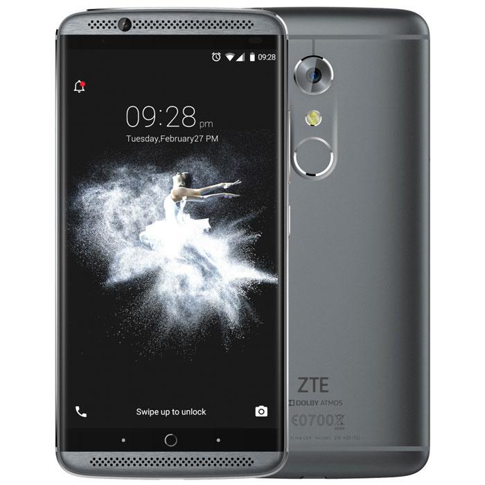 Смартфон ZTE Axon 7 64Gb Gray