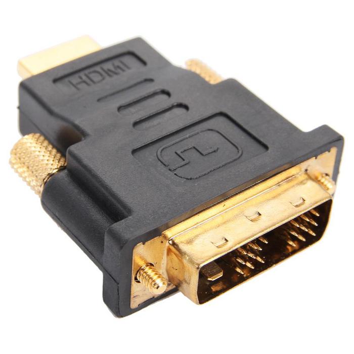 Адаптер HDMI (M) -DVI (M) <>
