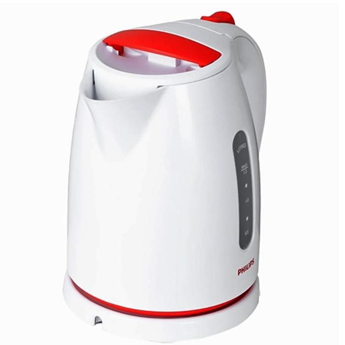 Чайник Philips HD-4646/40 красно-белый