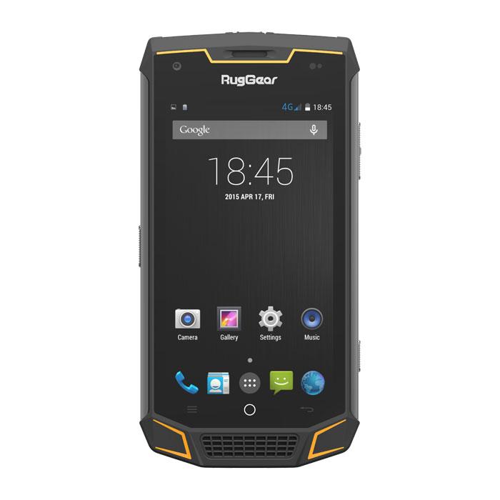 Защищенный смартфон RugGear RG 740