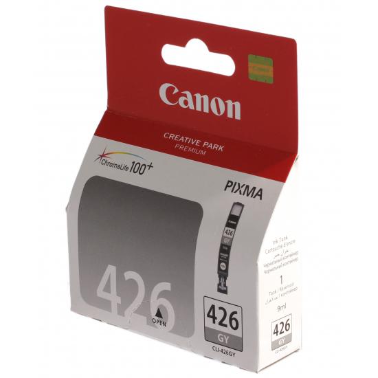 Картридж Canon CLI-426GY Gray