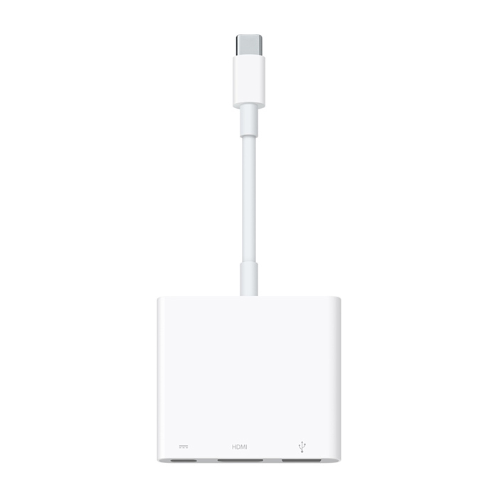 Адаптер Apple USB-C Digital AV Multiport Adapter MJ1K2ZM/A