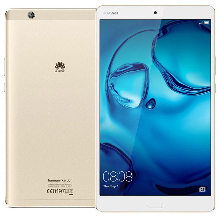 Планшет Huawei MediaPad M3 64Gb 8.4 LTE Gold
