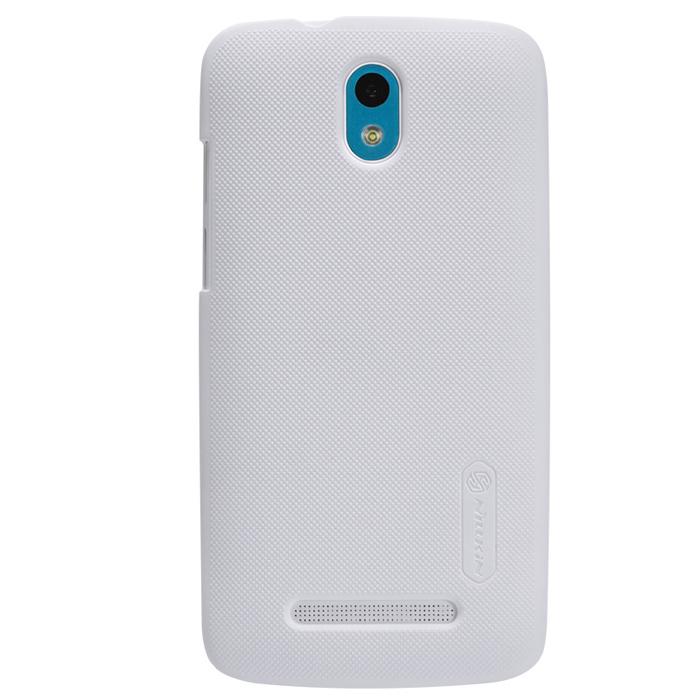 Чехол Nillkin Super Frosted для HTC Desire 500 белый