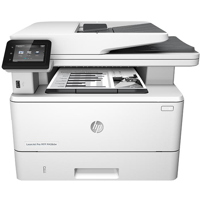 МФУ HP LaserJet Pro MFP M426dw F6W16A лазерное
