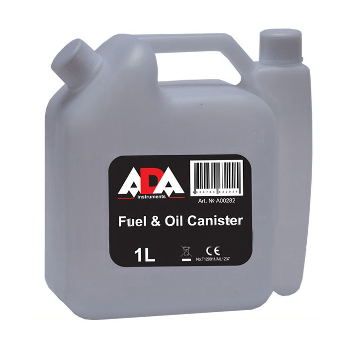Емкость для приготовления смеси ADA Fuel & Oil Canister 1л А00282