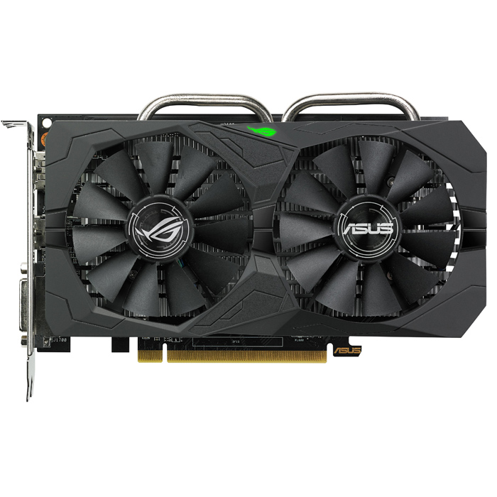 Видеокарта PCI-E ASUS ATI Radeon RX 560 4096Mb DDR5 ( Strix-RX560-4G-Gaming ) Ret