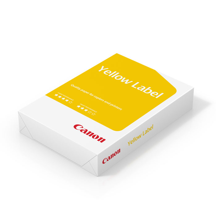 Бумага A4 Canon Yellow Label Select 500л. ( 3147V538 )
