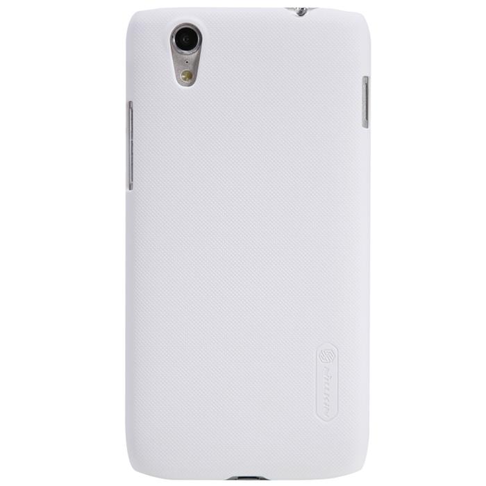Чехол для Lenovo ideaphone S960 Nillkin Super Frosted Shield белый T-N-LS960-002