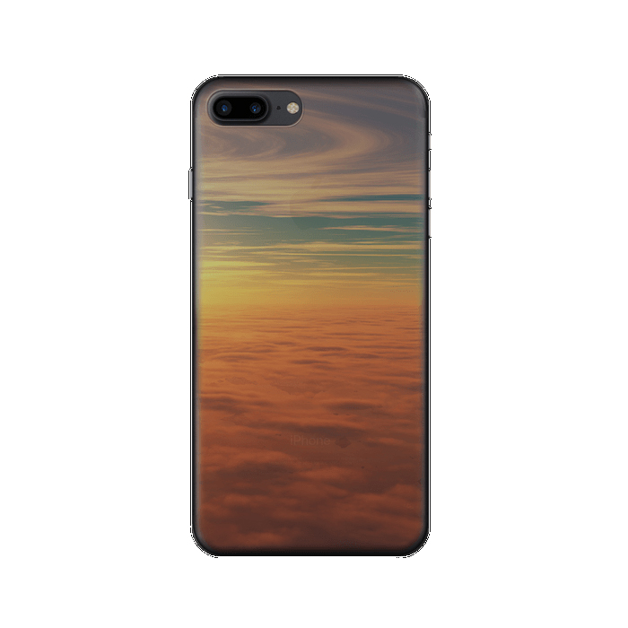 Чехол Deppa Art Case с пленкой для iPhone 7 Plus, Nature, Небо