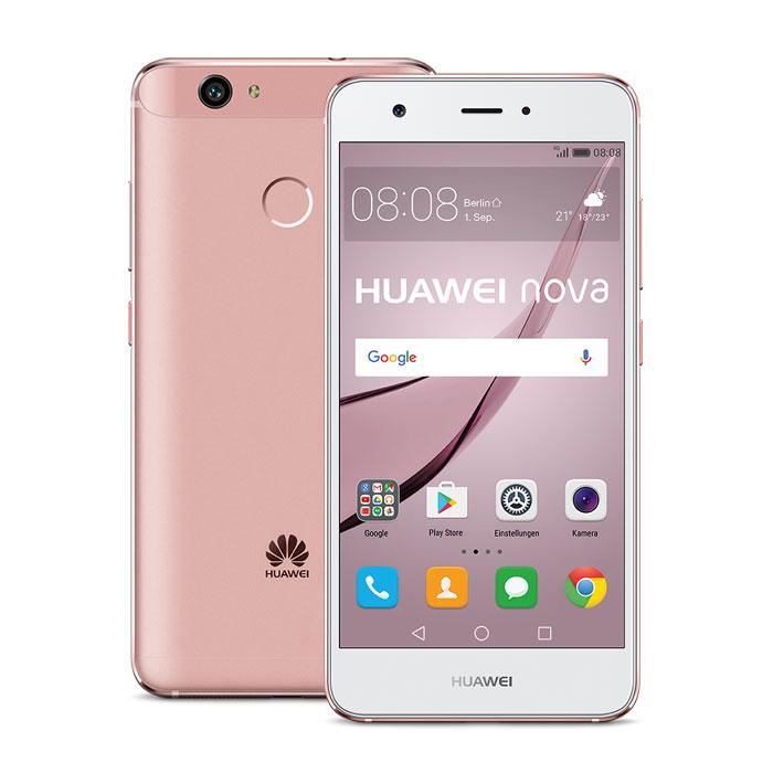 Смартфон Huawei Nova Rose Gold