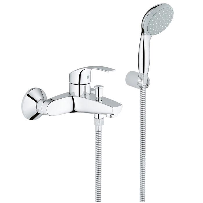Смеситель для ванны Grohe Eurosmart New 33302002