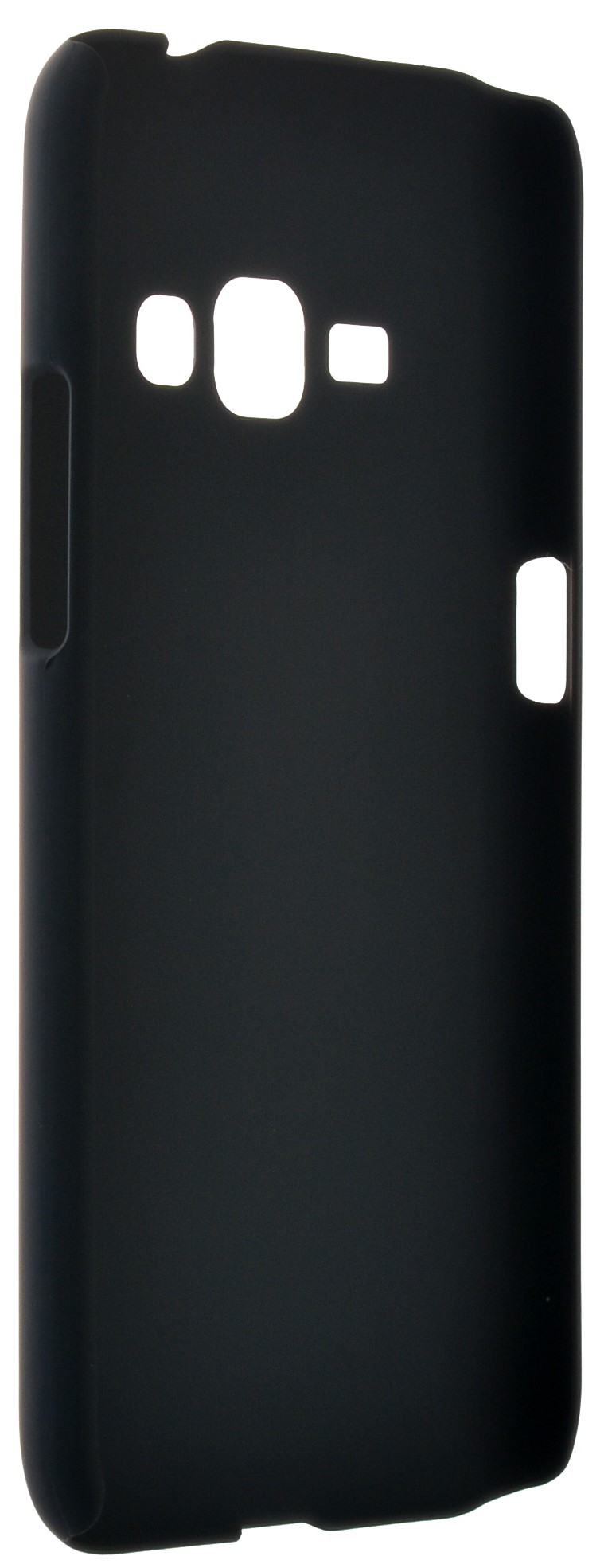 Чехол skinBOX 4People case для Samsung Galaxy J1 (2016) SM-J120F/DS, черный