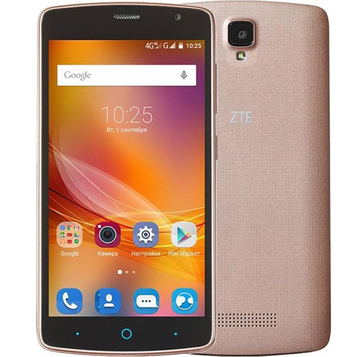 Смартфон ZTE Blade L5 Plus Gold