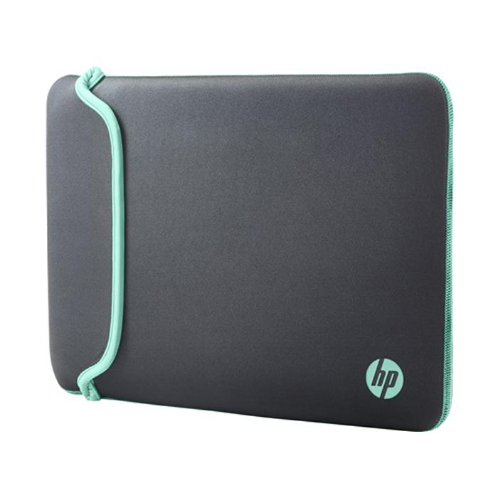 Чехол 14″ HP V5C29AA Chroma Standard, серый/зеленый
