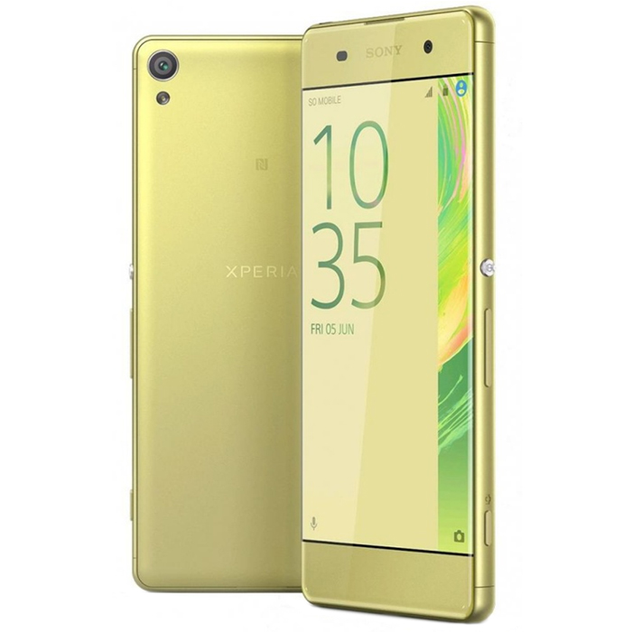 Смартфон Sony F3111 Xperia XA Lime Gold