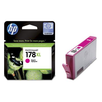 Картридж HP CB324HE №178XL Magenta