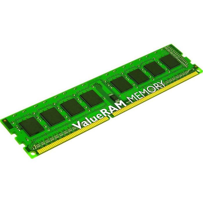 Модуль памяти DDR3L 1600MHz 4Gb Kingston CL11 1.35V ( KVR16LN11/4 )