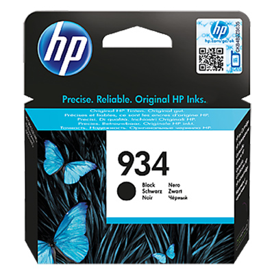 Картридж HP C2P19AE №934 Black