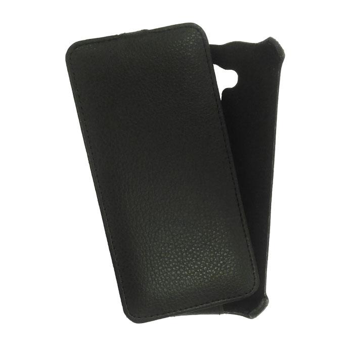 Чехол Gecko Filp-case для Asus ZenFone 3 Max ZC553KL черный
