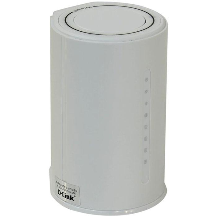Беспроводной маршрутизатор D-Link DIR-615A/A1A 802.11n 300Mbps 4xLAN WAN