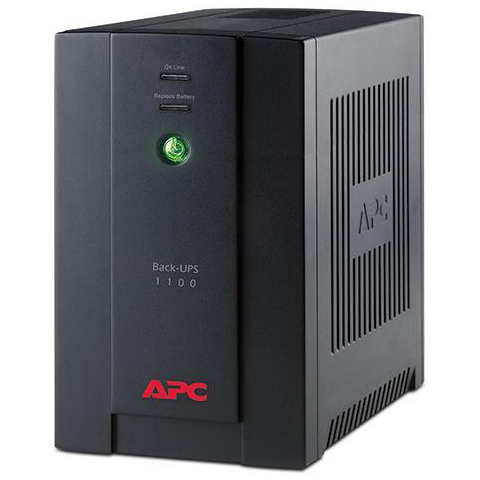ИБП APC by Schneider Electric Back-UPS BX1100CI-RS 1100ВА