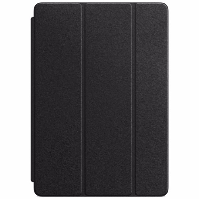 Чехол для iPad Pro 10.5 Apple Leather Smart Cover Black MPUD2ZM/A