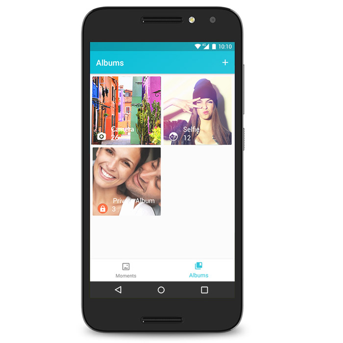 Смартфон Alcatel One Touch 5046D A3 Black